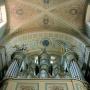 Tykocińskie organy w kościele Trójcy Przenajświętszej należą do cennych obiektów sztuki organ mistrzowskiej w województwie podlaskim.
