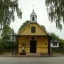 Kaplica drewniana św. Jana Nepomucena