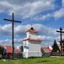 Kapliczka murowana z XIX w.