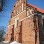 Kościół par. p.w. św. Doroty z 1546r.