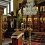 Wnętrze cerkwi św. Jana Teologa