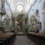 Kościół p.w. Świętej Trójcy z 1739 roku.