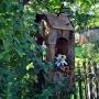 Druga drewniana kapliczka słupowa