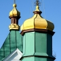 Cerkiew prawosławna p.w. św. Jerzego Zwycięzcy z 1870r.