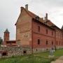 Zamek tykociński w lipcu 2011r.