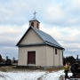 Drewniana kaplica cmentarna p.w. św. Michała