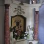 Kościół drewniany p.w. Podwyższenia św. Krzyża- XVII w