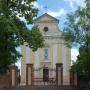 Kościół par. pw. śś. Piotra i Pawła. Fot. Marcin Białek. Wikimedia Commons.