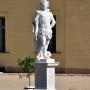 Bachus (grecki Dionizos). Oryginał sprzed 1750 roku.