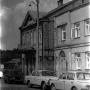 Rok 1980. Po prawej stronie stara synagoga.