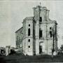 Kościół klasztorny. Zdjęcie pochodzi z książki