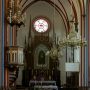 Zabytkowy kościół par. p.w. Wniebowziecia NMP