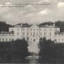 Pałac Branickich w okresie zaborów Instytut Cesarza Mikołaja I. Pocztówka z tego okresu ze zbiorów J. Murawiejskiego.