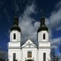 Kościół MB z góry Karmel.