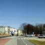 Przy ulicy Konstantego Kalinowskiego.