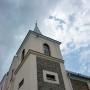 Wieża kościoła parafialnego pw. Wniebowzięcia NMP w Kołakach Kościelnych