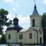 Zbudowany pod koniec XVIII w. kościół pw. Narodzenia NMP. Dawna cerkiew unicka, obecnie pełni funkcję kościoła filialnego miejscowej parafii rzymskokatolickiej pw. św. Jana Chrzciciela