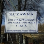 Cmentarz wojenny żołnierzy polskich z 1920r.
