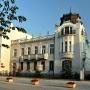 Pałac Nowika. Obecnie WKU.