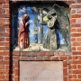 Cmentarz (nagrobek wykonany przez X. Dunikowskiego)