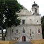 Kościół klasztorny augustianów, obecnie p.w. św. Jana Jałmużnika (1770-1780)