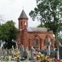 Kaplica cmentarna - mauzoleum rodziny Łubieńskich
