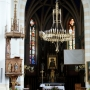 Kościół parafialny pw. św. Leonarda.