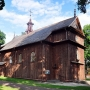 Barokowy kościół pod wezwaniem św. Anny