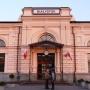 Zabytkowy dworzec kolejowy