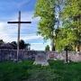 Cmentarz wojenny z I wojny światowej.