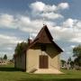Cmentarna kaplica św. Łukasza Apostoła