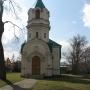 Cerkiew prawosławna p.w. Wniebowstąpienia Pańskiego z 1884r.