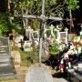 Cmentarz prawosławny z kaplicą św. Jerzego