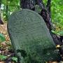 Cmentarz żydowski z pocz.XIX wieku.