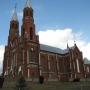 Zabytkowy kościół par. p.w. Narodzenia NMP