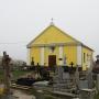 Cmentarz rzym.-kat. z kaplicą z XIX w.