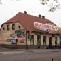 Najstarszy budynek w Augustowie z ok.1800 roku, w którym nocował Napoleon Bonaparte. Ktoś chyba jednak zapomniał że to tak cenny obiekt.