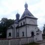 Zabytkowa cerkiew prawosławna par. p.w. ss. Kosmy i Damiana