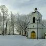 Odnowiona XIX wieczna dzwonnica