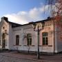 Budynek ekspedycji kolejowej z1890r