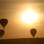 Biebrza - turystyczne loty balonem, pokazy,