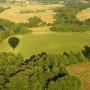 Loty balonem - Rzeka Narew, okolice Łomży i Nowogrodu