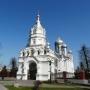 Cerkiew Świętych Apostołów Piotra i Pawła na początku wiosny.
