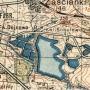 Mapa sztabowa z 1930 r.