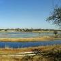Wiosna 2013 pokazuje w przybliżeniu jak kilkaset lat temu zalane były tereny za Supraślą do m. Zarzeczany.