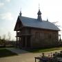Kaplica unicka pw. św. Dymitra. obecnie kościół pw Matki Bożej Bolesnej..