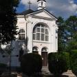 Zespół kościoła parafialnego z 1836r. Sanktuarium MB Studzieniczańskiej.