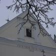 Zabytkowy kościół parafialny p.w. św. Anny