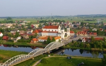 Narew, Tykocin - lot balonem